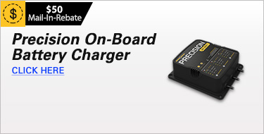 Precision On-Board Battery Charger