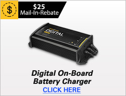 Digital On-Board Battery Charger