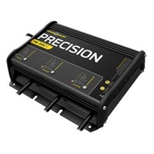 Precision On Board Battery Charger Promotions minn kota mk 345pc 3 bank precision on board charger