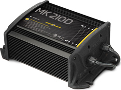 Precision On Board Battery Charger Promotions minn kota 210d